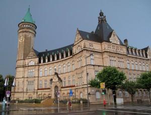 Bankmuseum Luxemburg