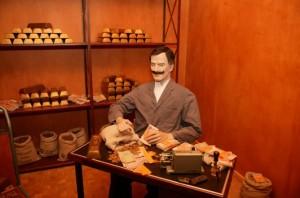 Tentoonstelling bankmuseum
