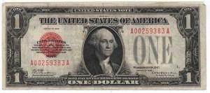 De Amerikaanse dollar