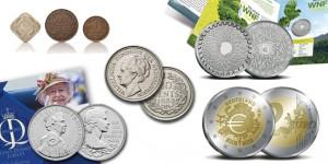De Nederlandse muntcollectie