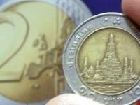 De Thaise baht heeft het zwaar te verduren
